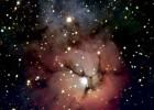 M20 – Trifid nebula 1