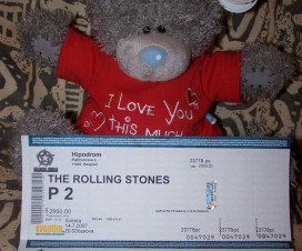 """Rolling Stones, Now!!"" 1"