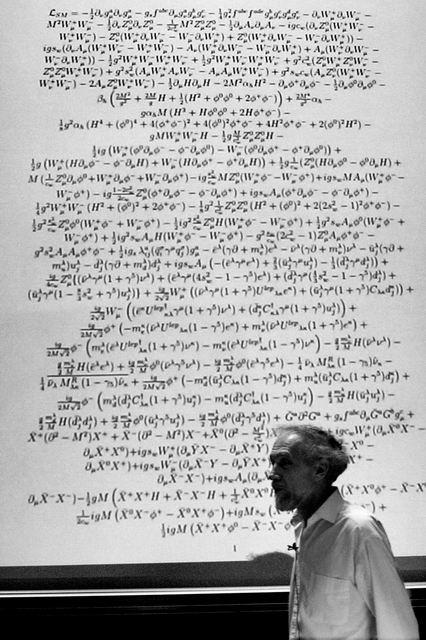 Standard Model Langrangian
