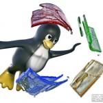 Linux: \