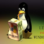 Linux and Tux - We Suck more