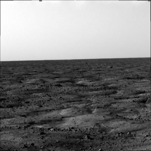 Mars sa Feniksa - severni pol