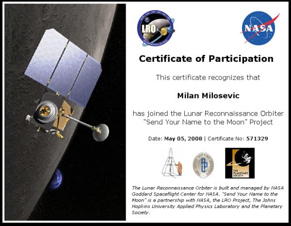 Idemo na Mesec 1
