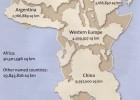 Koliko je velika Afrika? 3