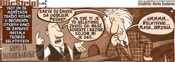 Ajnštajn u Beogradu - kako je nastala teorija relativnosti