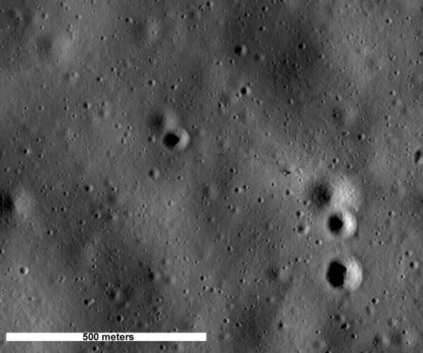 Apollo 14 lunarni modul, Antares.