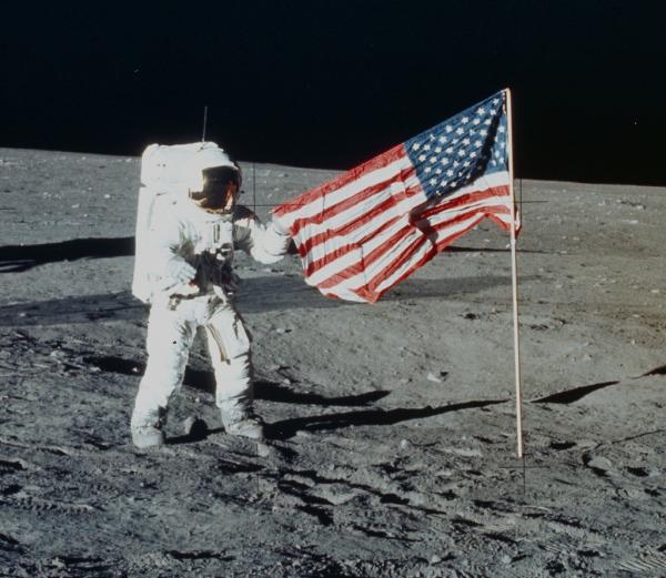 Čovek na Mesecu: istina ili prevara 3