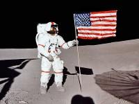 Pionir sporta na Mesecu, prvi koji se uverio u nemogucnost sporta na Mesecu :D