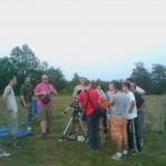 Red za teleskop