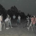 Posetioci Niških astronomskih susreta posmatraju Veneru