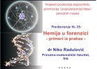 Hemija u forenzici – primeri iz prakse 6