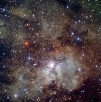 Otkrivena zvezda 265 puta veće mase od Sunca 1