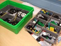 Lego robotika 2