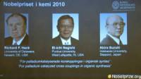 Nobelova nagrada 2010 - hemija 1