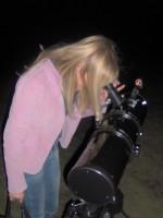 Posmatranje nebeskih tela na Borskom jezeru 2