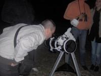 Posmatranje nebeskih tela na Borskom jezeru 1