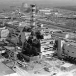 Reaktor br. 4 u Černobilju posle eksplozije. REUTERS/Vladimir Repik