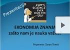 Ekonomija znanja (prezentacija) 6