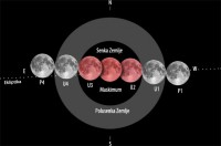Totalno pomračenje Meseca (15. jun 2011) 1