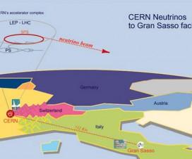 OPERA: Neutrini brži od svetlosti 10