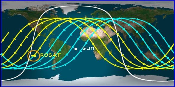 Na Zemlju pada još jedan satelit 1