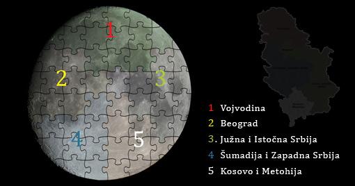 Srbija fotografiše Mesec: budi deo slagalice! 2