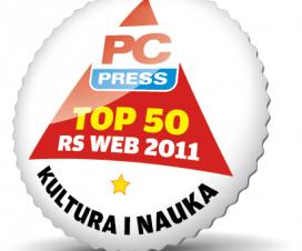 Svet nauke u 50 najboljih sajtova u Srbiji za 2011. godinu 9