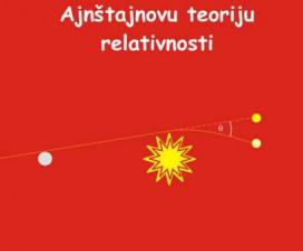 Nova knjiga: Uvod u Ajnštajnovu teoriju relativnosti 11