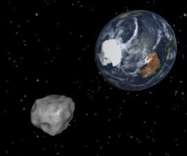 Asteroid 2012 DA14 dolazi u posetu 3