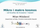 Predavanje: Mikro i makro kosmos 4