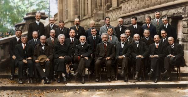Slika dana: Peta Solvay konferencija, oktobar 1927. godine [22.08.2013]