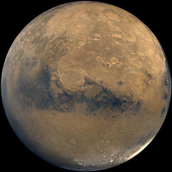Slika dana: Mars [27.08.2013]