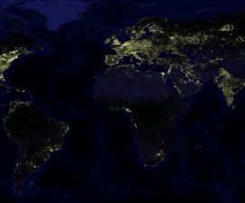 Zemlja noću [06.09.2013] 2