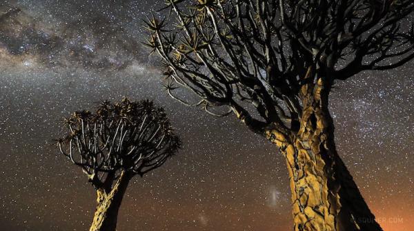 Slika dana: Namibijske noci [12.09.2013]