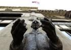 Spomenik Nikoli Tesli u Nju Jorku [25.09.2013] 1