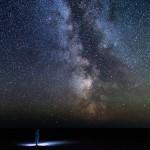 Slika dana: Sam u noci [05.10.2013]
