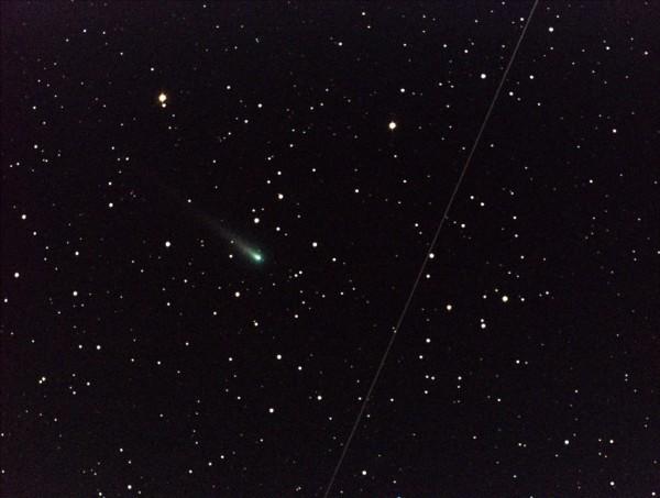 Slika dana: Kometa ISON [01.11.2013]