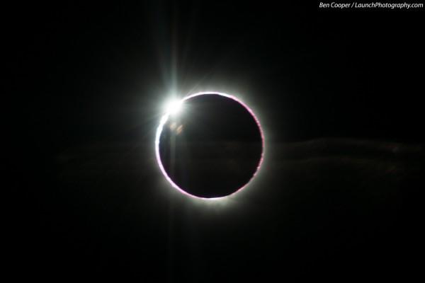 Slika dana: Hibridno pomračenje Sunca [04.11.2013]