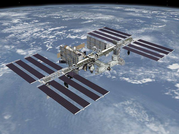 Slika dana: ISS - 15 godina [21.11.2013]