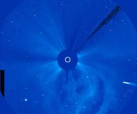 SOHO snimio kometu ISON [27.11.2013] 4