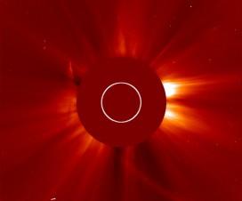 """Kometa ISON - od """"komete veka"""" do međuplanetarne prašine [29.11.2013] 1"""
