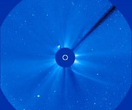 RIP ISON - kometa je isparila? :( 2