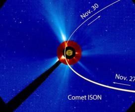Kometa ISON - dobre vesti? 3