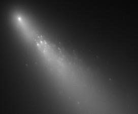 Kometa ISON eksplodirala? 9