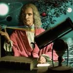 Slika dana: Isak Njutn [25.12.2013]