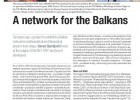 O umrežavanju Balkana 4