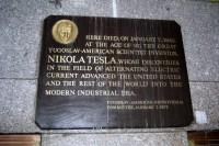Tesla-Memorial