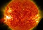 Sunce, solarna erupcija i Mesec [03.02.2014] 7