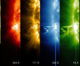 Eksplozija na Suncu [28.02.2014] 3