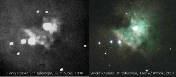 2014-03-06 Orion maglina - telefonom